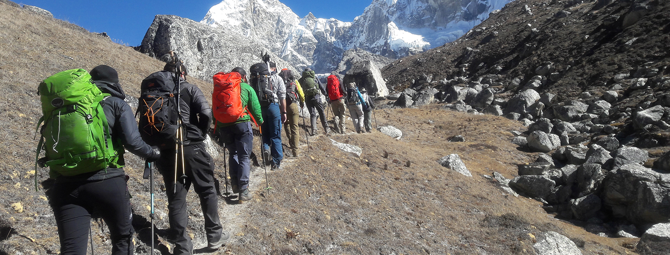 Equipment Check List for Trekking and Mountaineering in Nepal