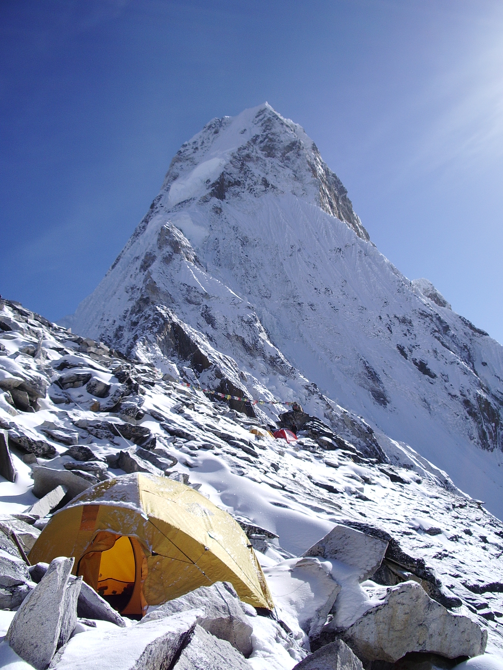 Mt.Amadablam (6,812m) Expedition