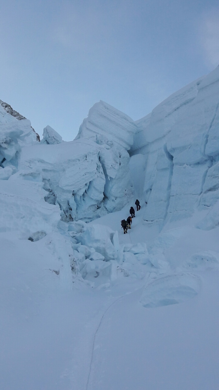 Mt.Everest Expedition