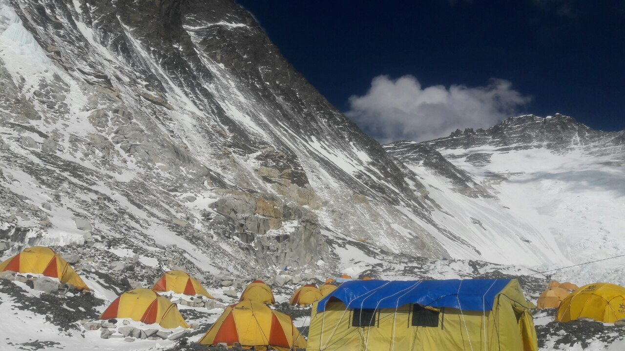 Mt.Manaslu Expedition (8,163m)