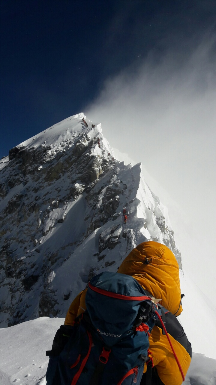 Mt.Everest Expedition (8,848m)