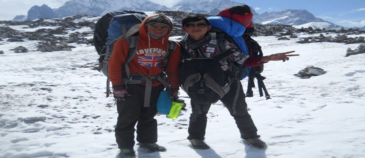 Hiring Local guide and porter from Lukla