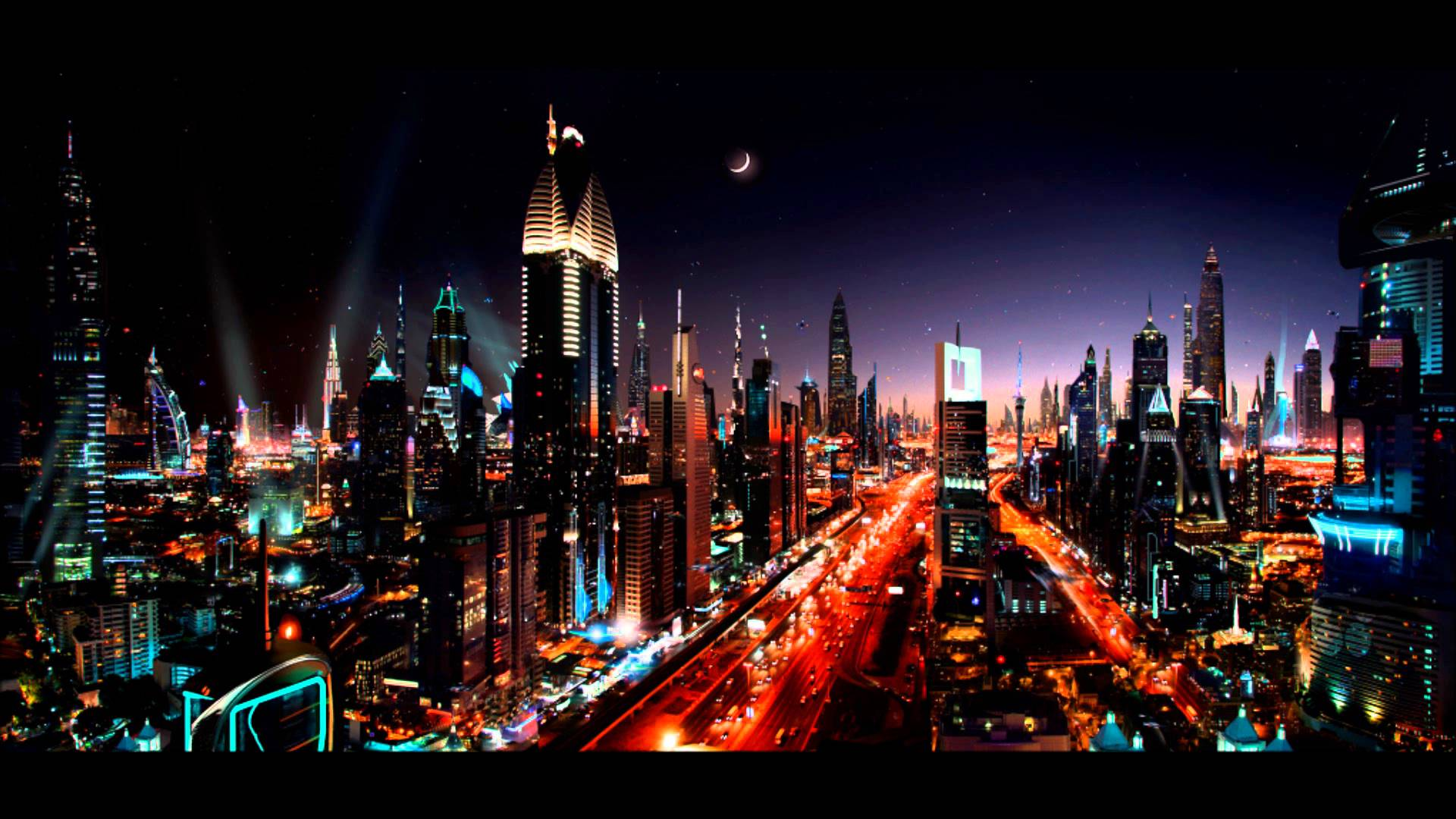 Explore Ultra-Modern City Dubai