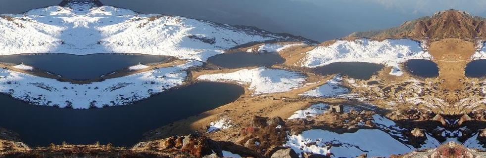 Panch Pokhari (5 Lakes) Trek
