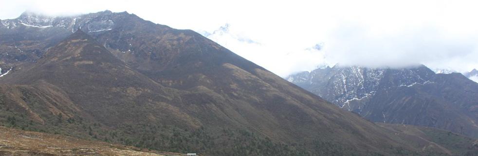 Mt. Ammadablam Base Camp
