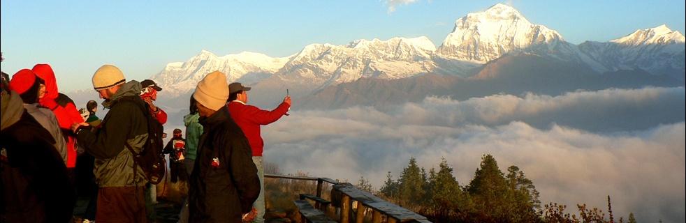 Mt. Everest Three High Passes