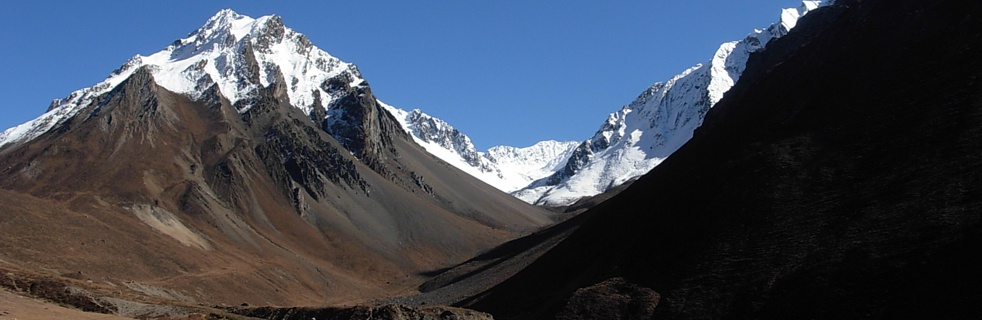 Mt. Everest Base Camp and Mt. Kalapathar