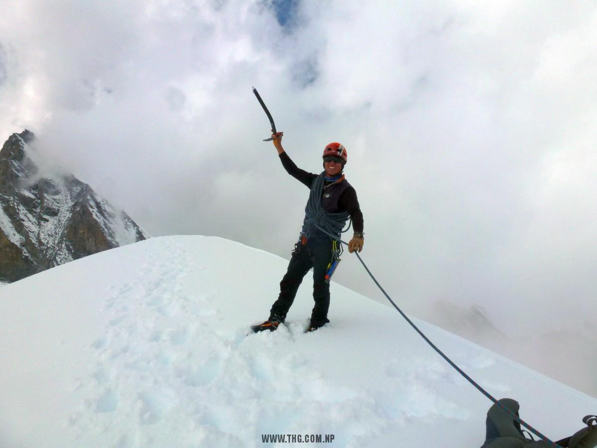 Alpine Climbing Course with Helicopter charter