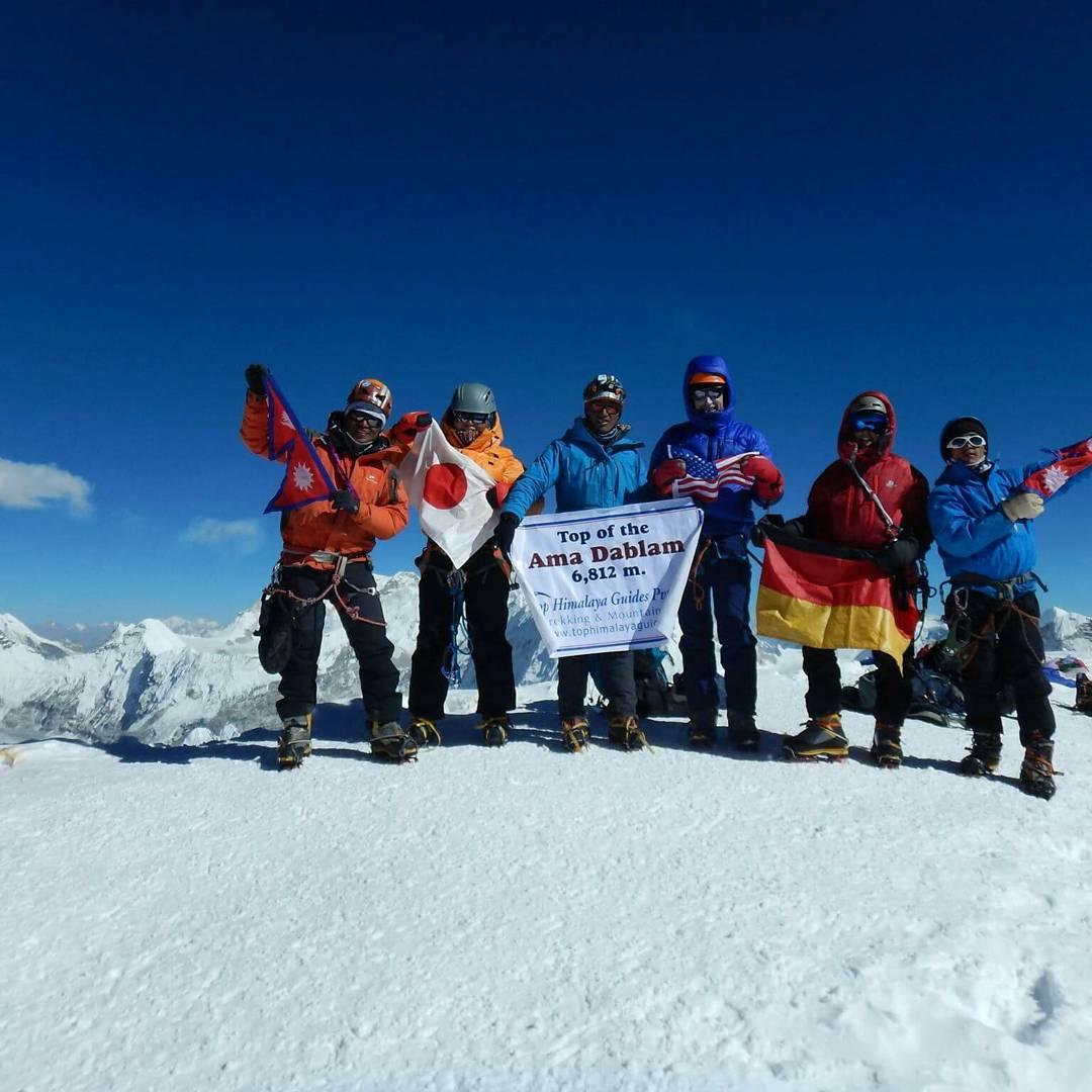 Himalaya Five Peaks Technical Climbing Course