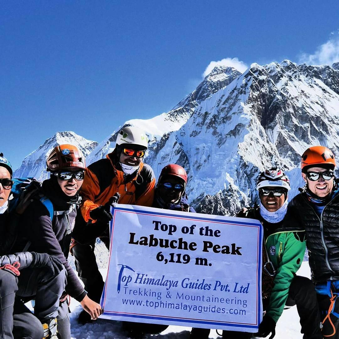 Lobuche Peak and Everest Base Camp Trek