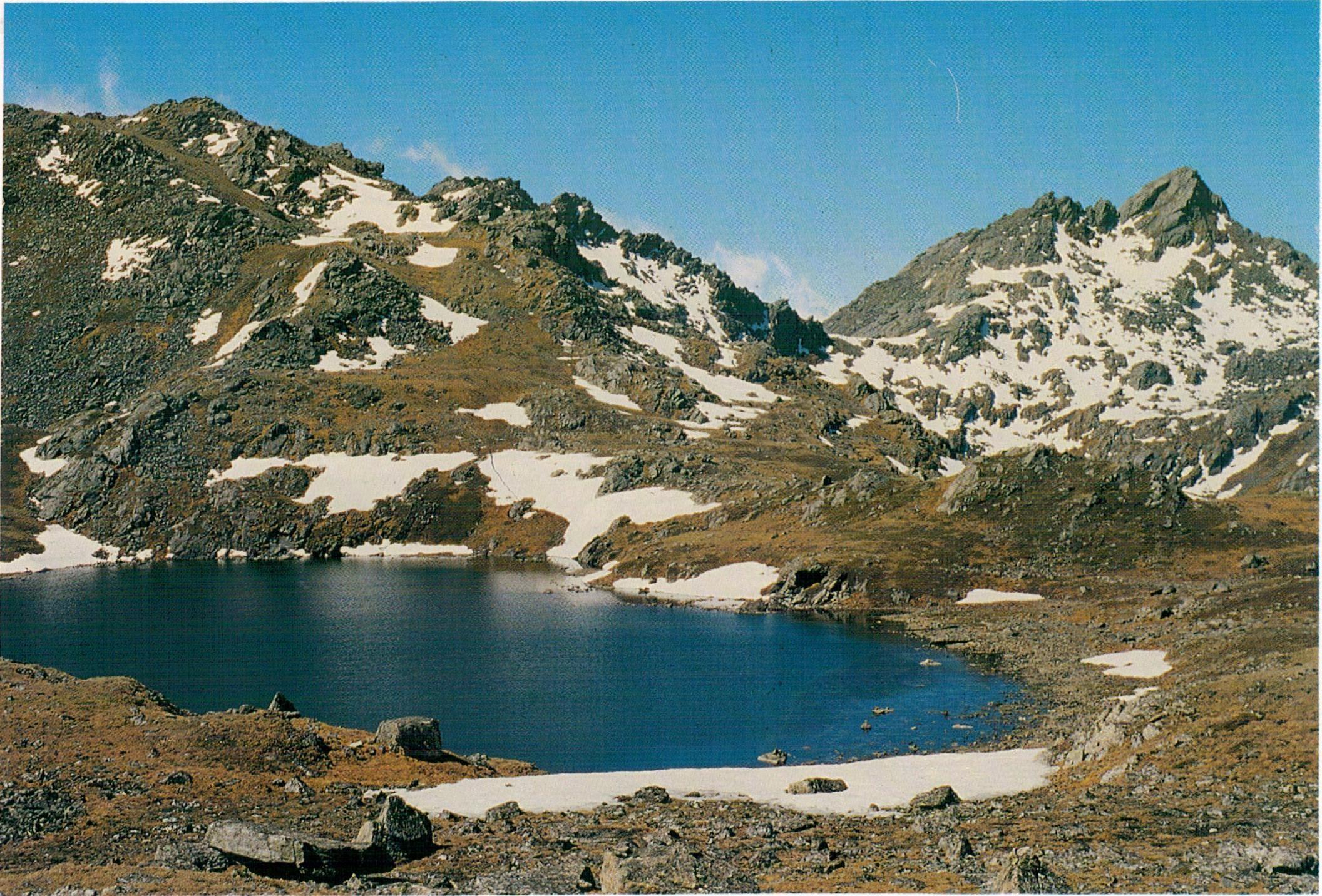 Mt. Langtang Gosaikunda Helambu