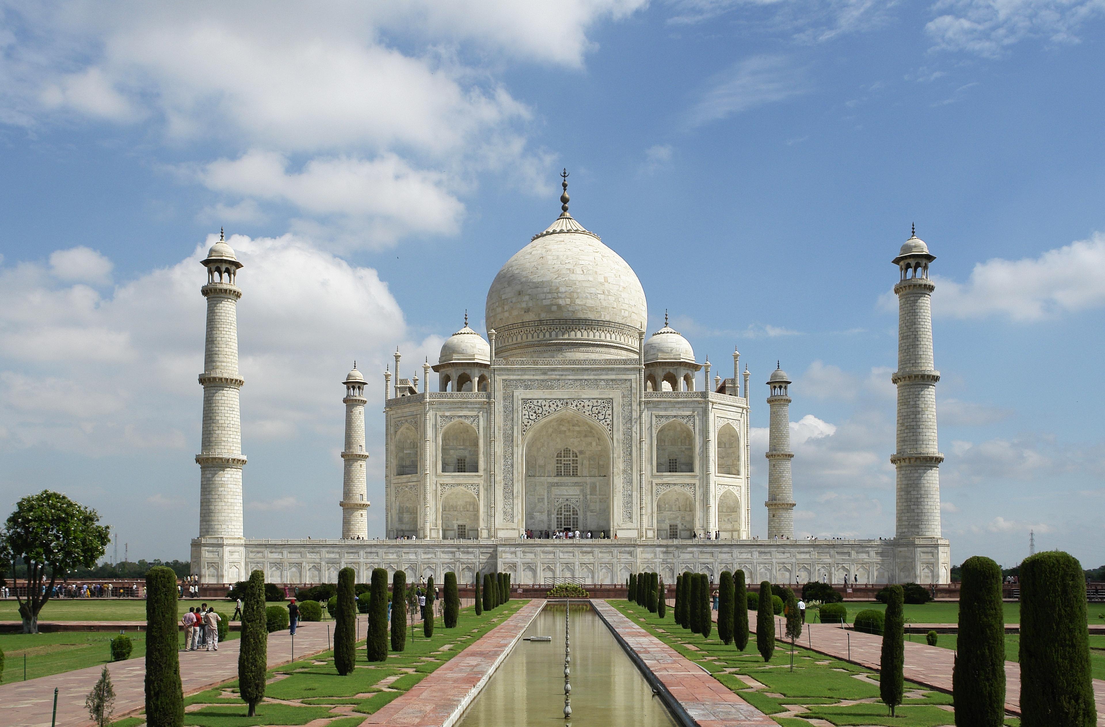 Agra City of Taj