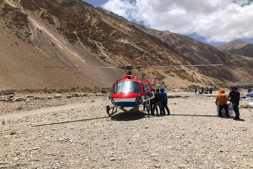 Kailash Mansarovar Yatra - From Lucknow - Flight & Helicopter - 8 Days