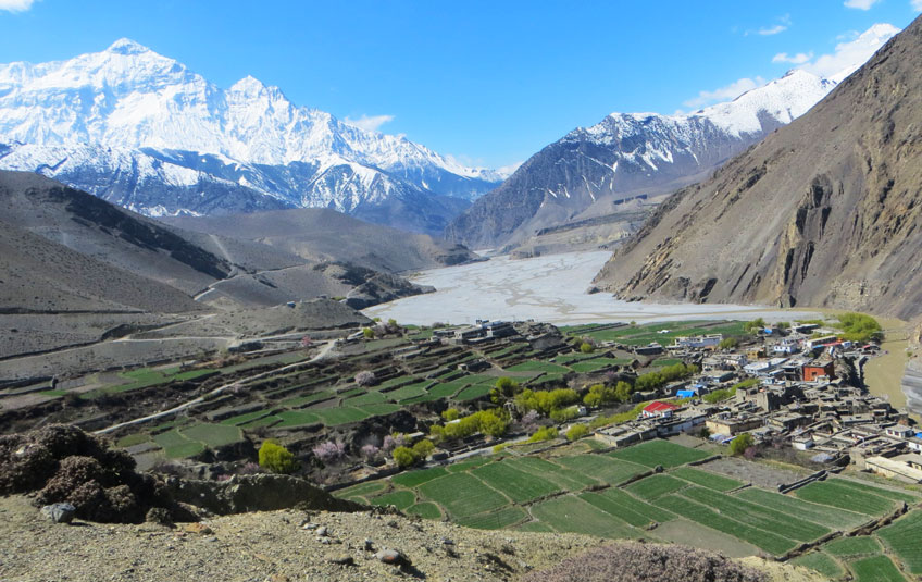 Upper Mustang Tour - 7days