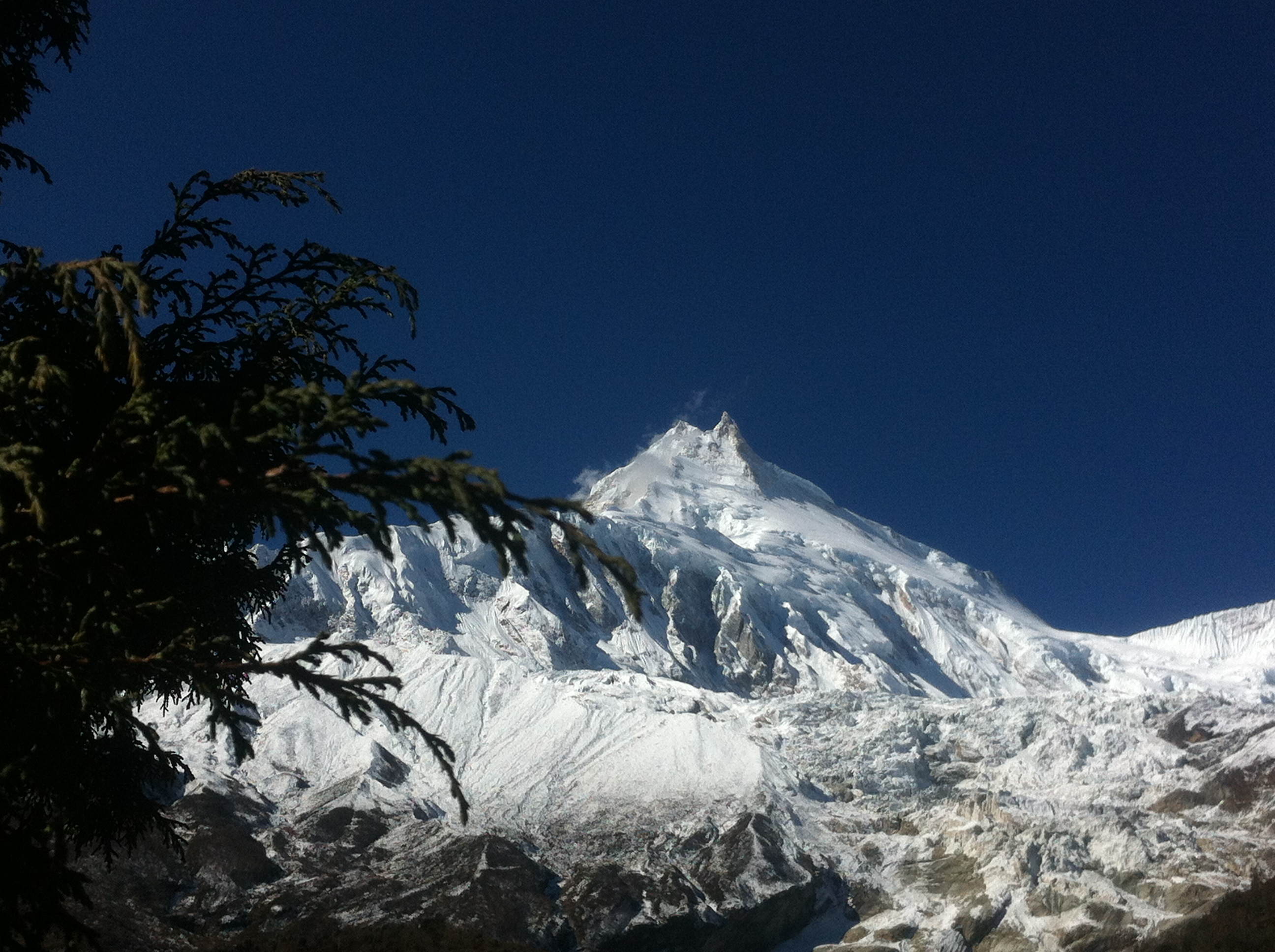 Mt.Manaslu Expedition Jubilee (Ascent) Day