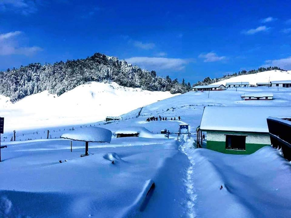 Khaptad Paradise of the Heavens