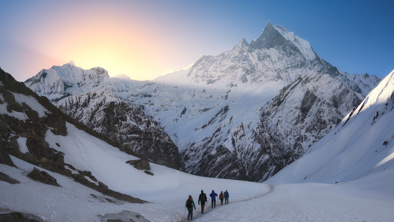 ANNAPURNA BASE CAMP TREK- 14 DAYS