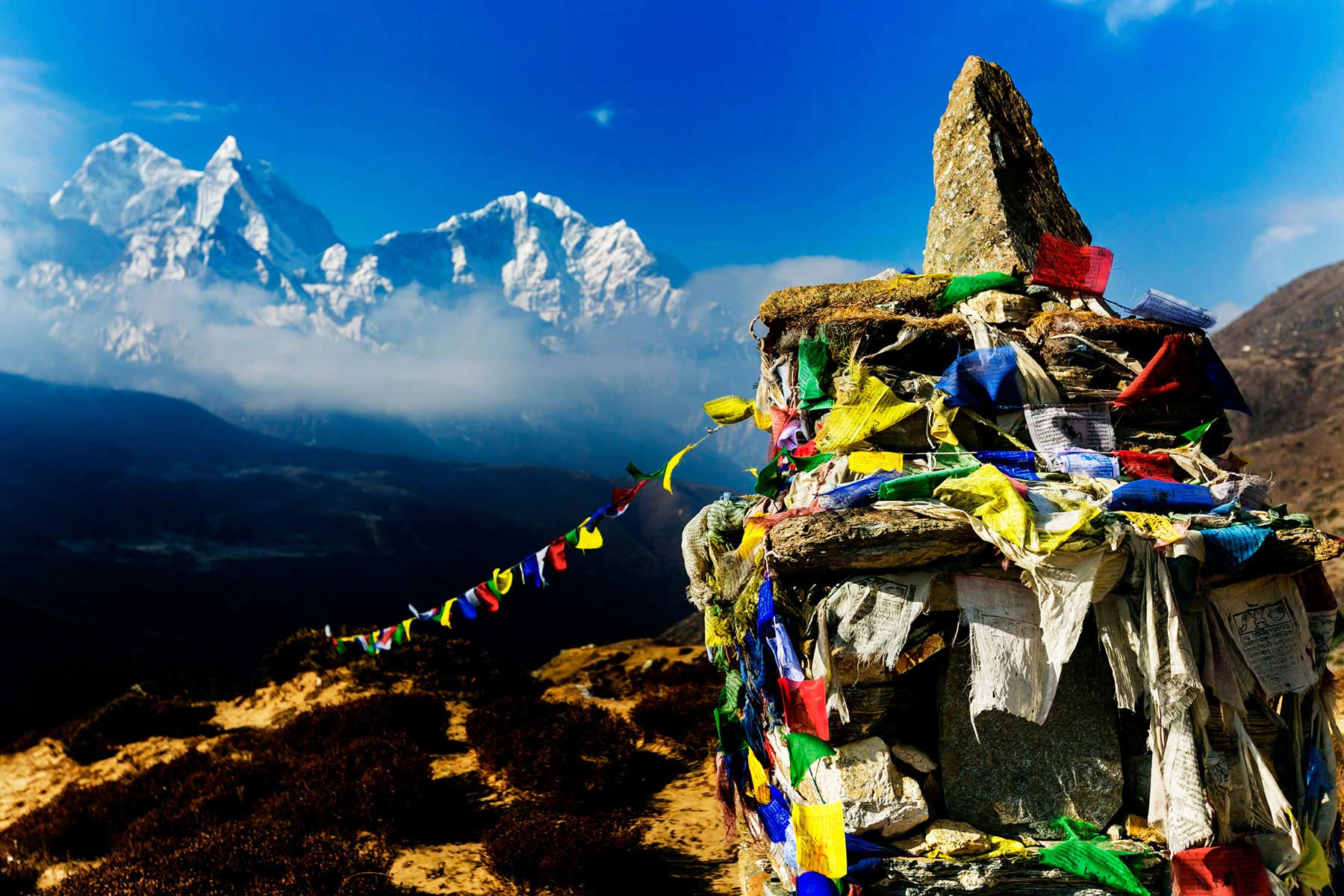 EVEREST BASE CAMP WITH KALAPATHAR TREK - 16 DAYS