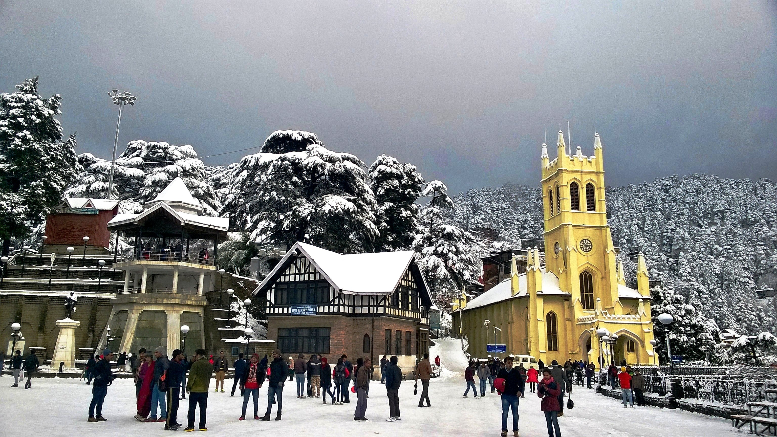 Shimla Tour from New Delhi