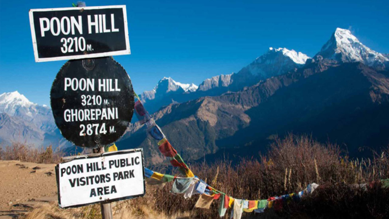 Sunrise trek / Ghore Paani Poon hill trek