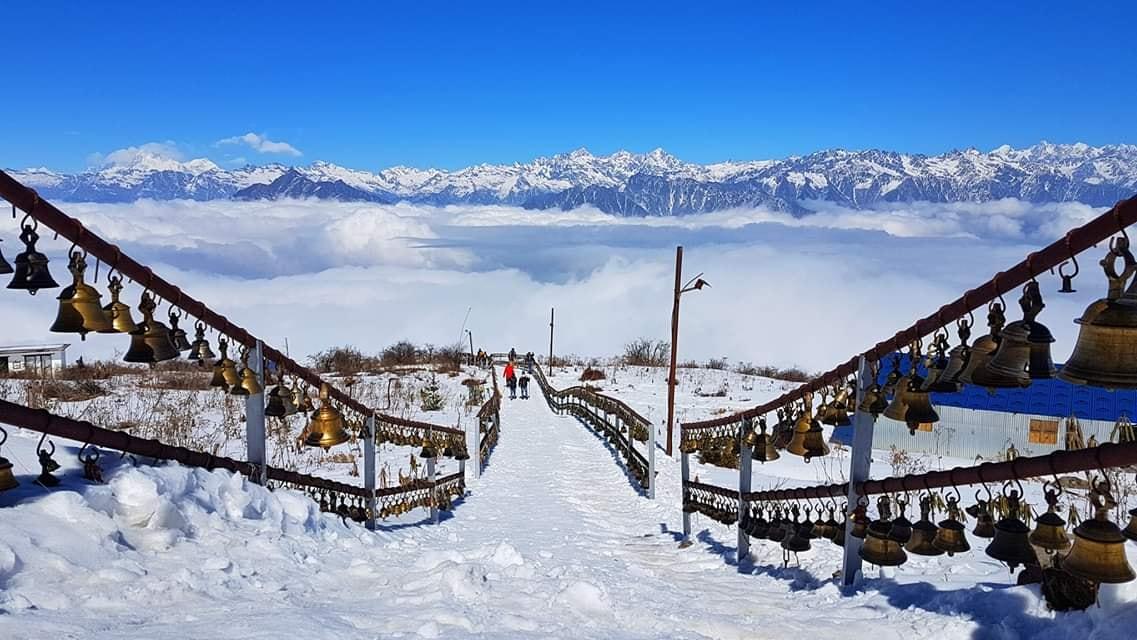 Manzil Gurung-From Nepal