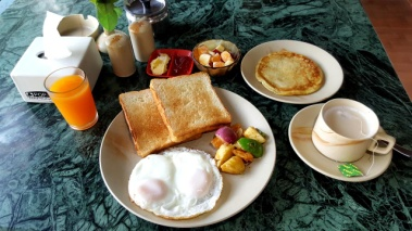 Breakfast Per Person $5.00 USD