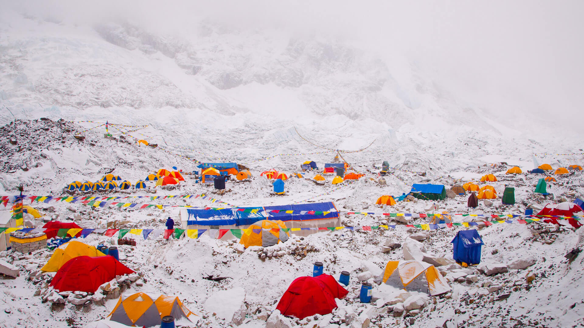 Everest Base Camp Trekking (13N/14D)