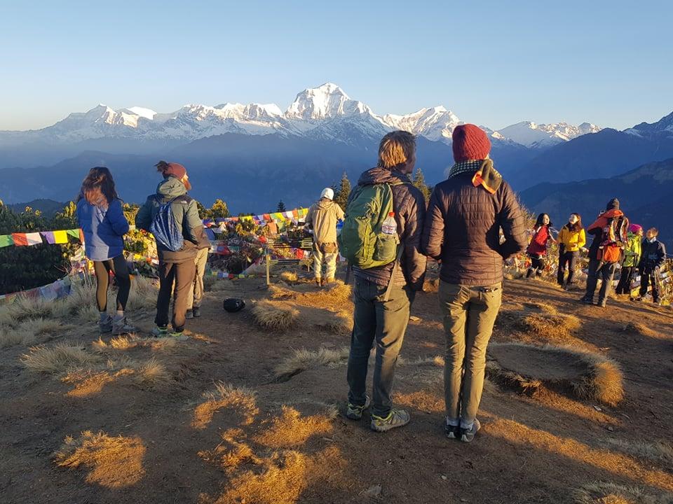 Ghorepani Poonhill Trekking - 7 Days