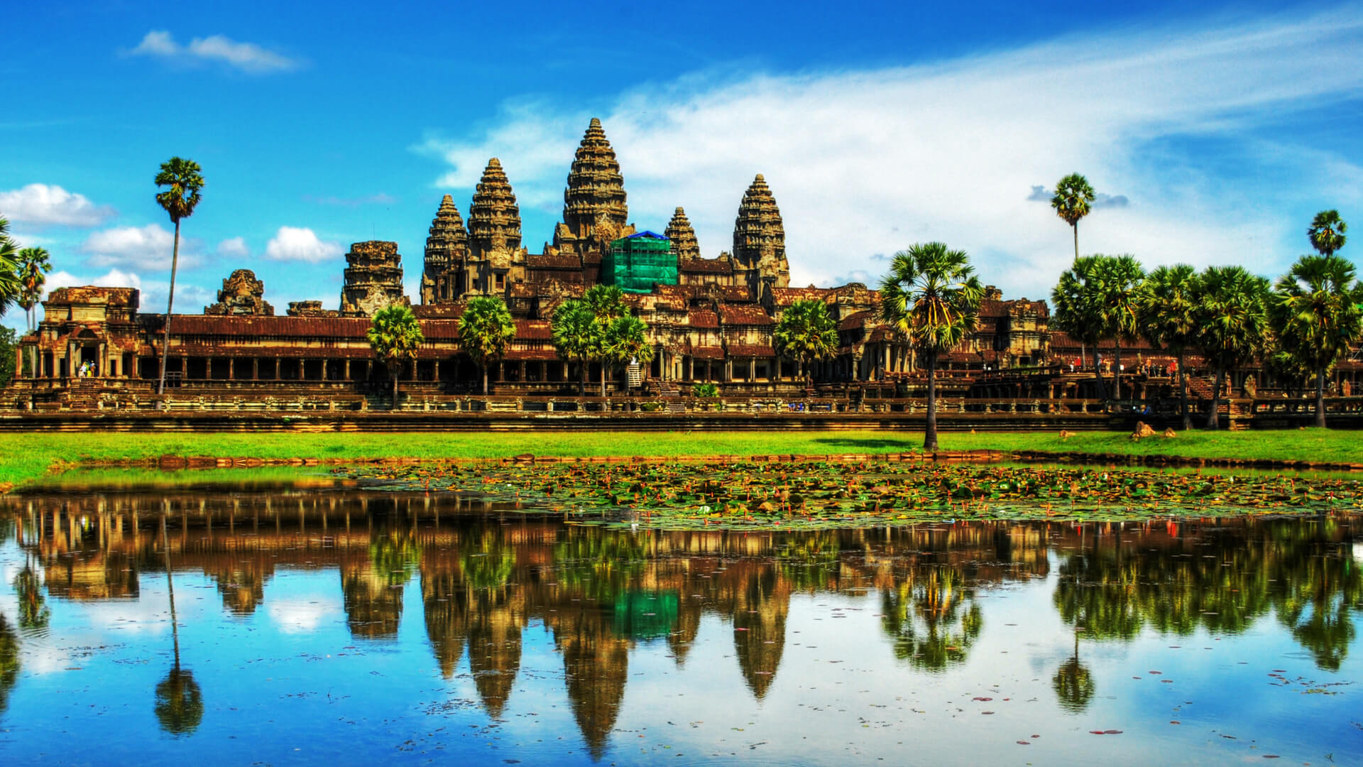 Best of Vietnam & Cambodia Tour Package - 6 Nights 7 Days