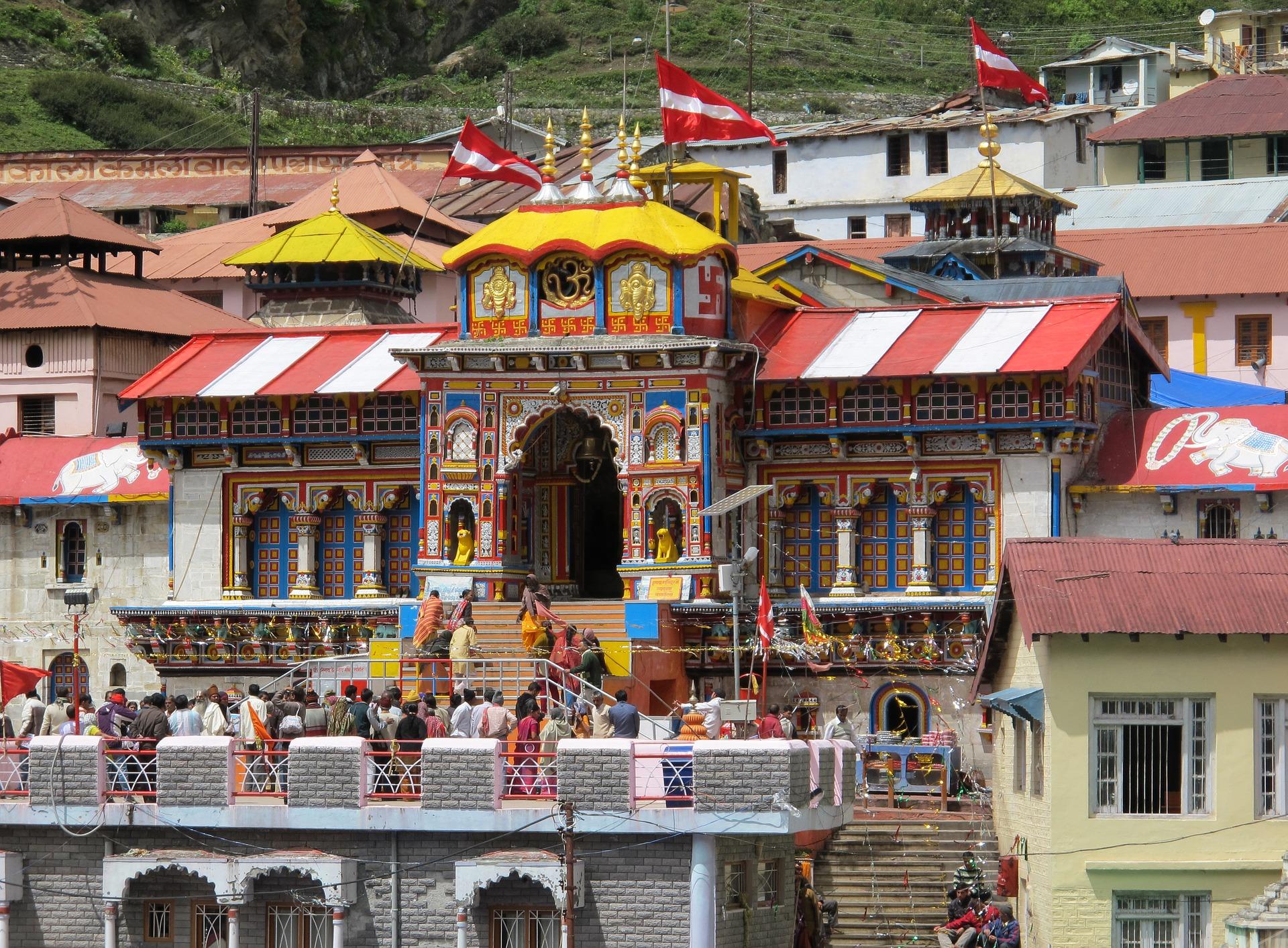 Yamunotri - Gangotri - Badrinath - Kedarnath Yatra [12 Days | 11 Nights]