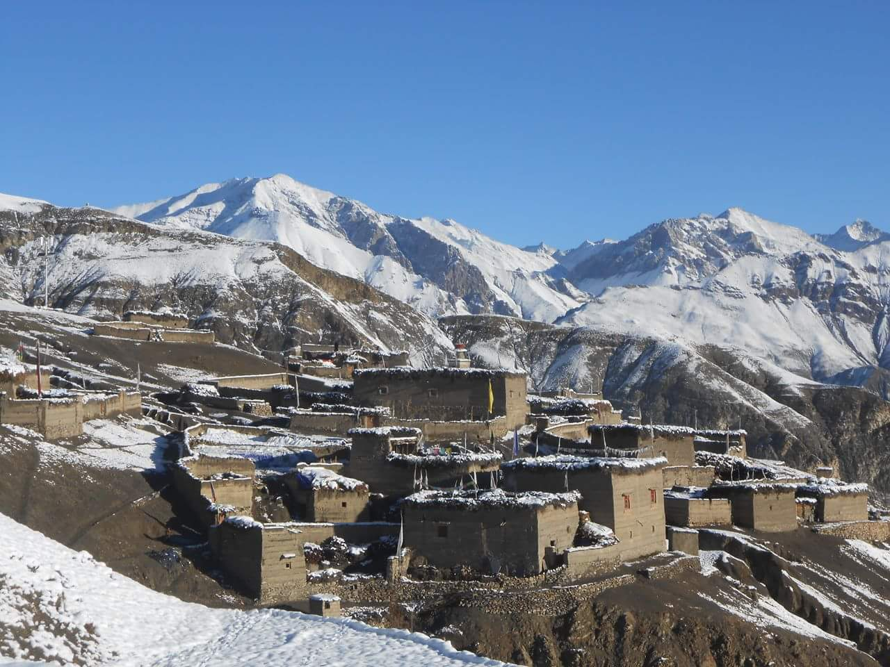 Nar-phu Valley Trek