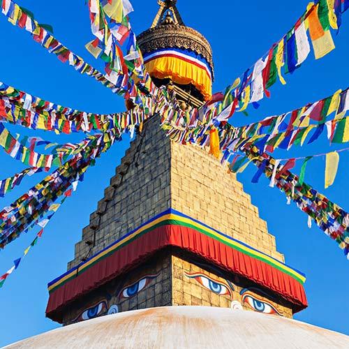 Swaymbhunath Stupa