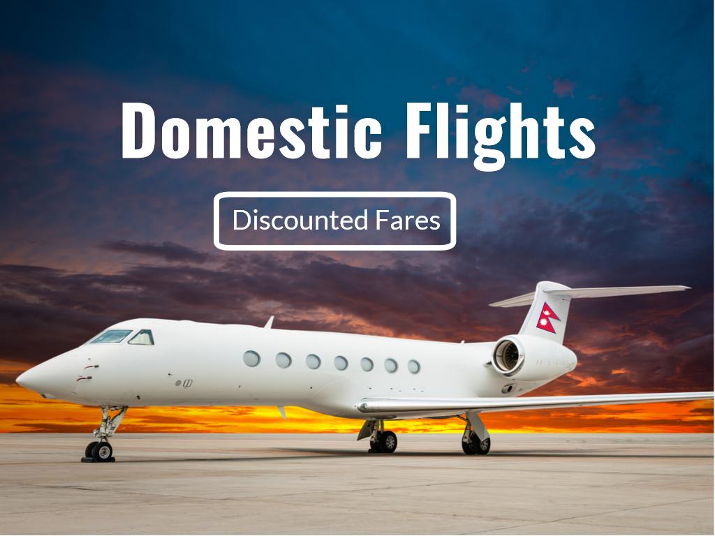 Domestic Discounts